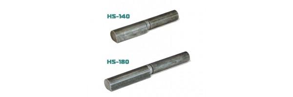 Петля для металлических дверей HS-140 / HS-180